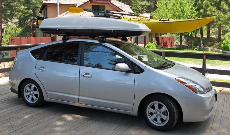 Prius Saris Racks Sea Kayak Priuschat