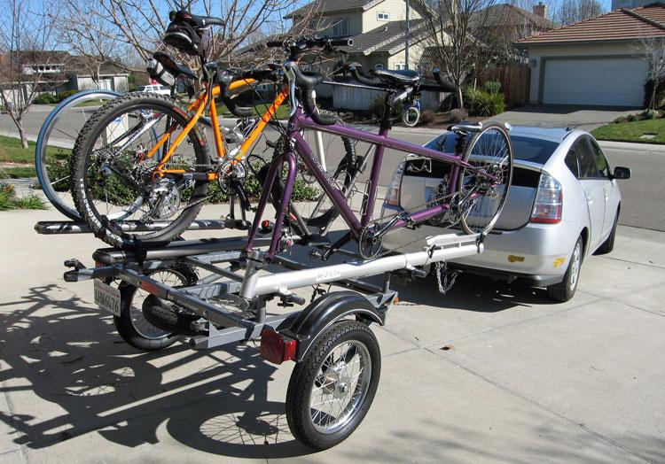 Bike Trailer That Fits Car Seat
